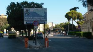 Pronto Soccorso Ospedale Villa Sofia, completato primo step lavori ampliamento
