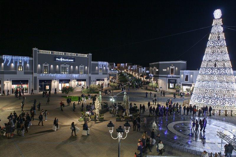 Natale al Sicilia Outlet Village