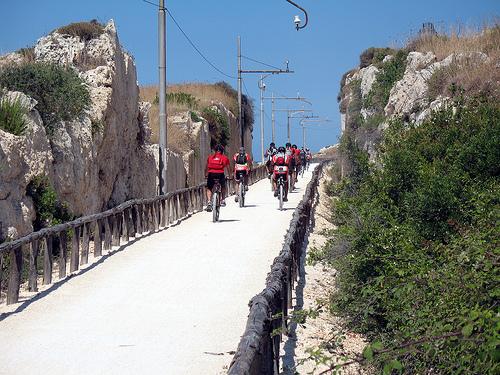 Piste ciclabili Sicilia