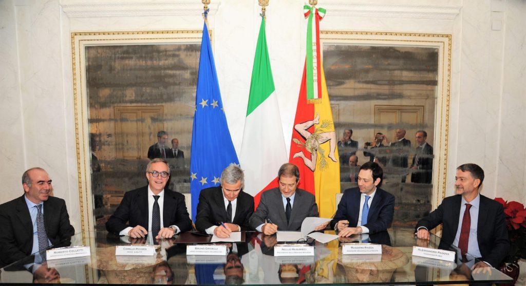Regione siciliana e Ismett