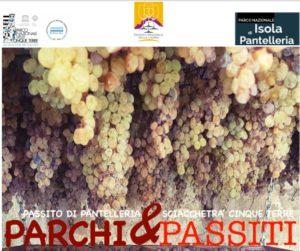 Parchi&Passiti la prima edizione unisce Pantelleria e le Cinque Terre