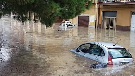 Stato di calamità in Sicilia