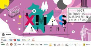 XMas Factory, dal 14 al 27 dicembre alla villa Bellini di Catania: creative market, food e grandi Chef