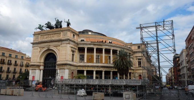 Capodanno in piazza a Palermo