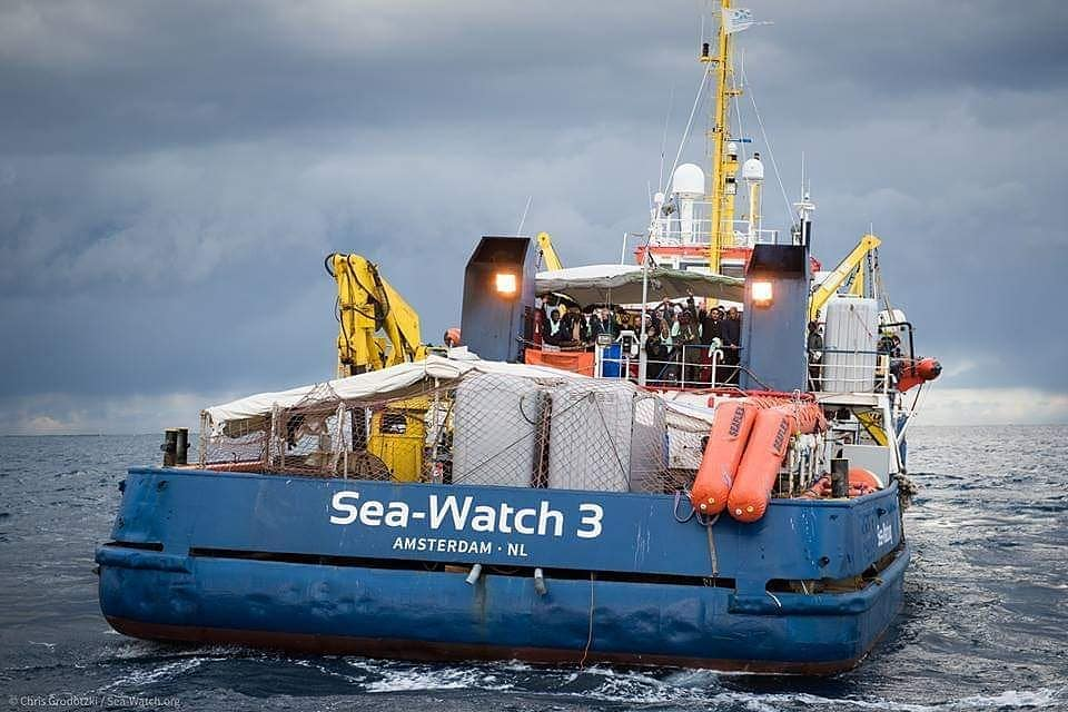 Nave Sea Watch