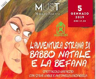 Must Musco Teatro