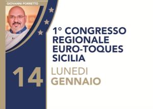Congresso Regionale Euro-Toques per la prima volta in Sicilia