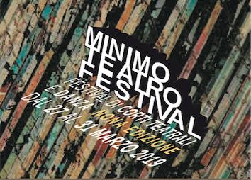 Selezioni Minimo Teatro Festival