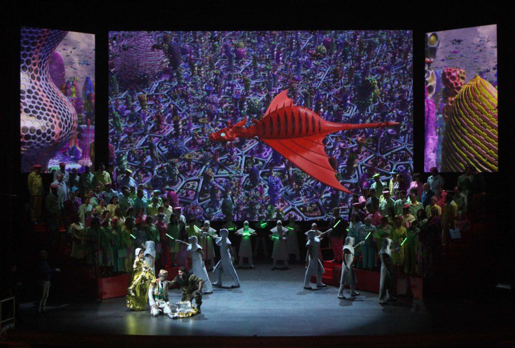 Turandot al Teatro Massimo di Palermo