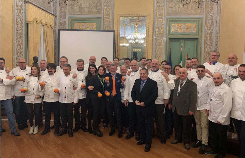 I Congresso Regionale Sicilia Euro-Toques.