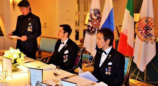 Diplomatici russi a Palermo
