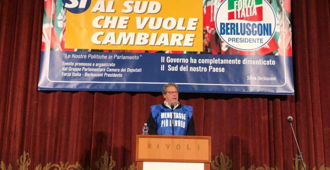 Miccichè contro Salvini