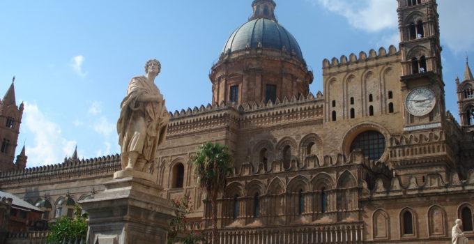 Messa africana a Palermo