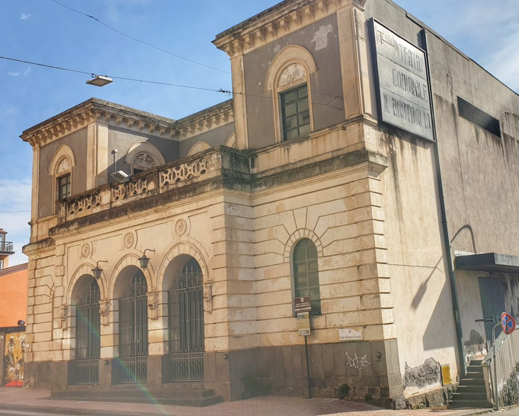 Teatro Martoglio di Belpasso