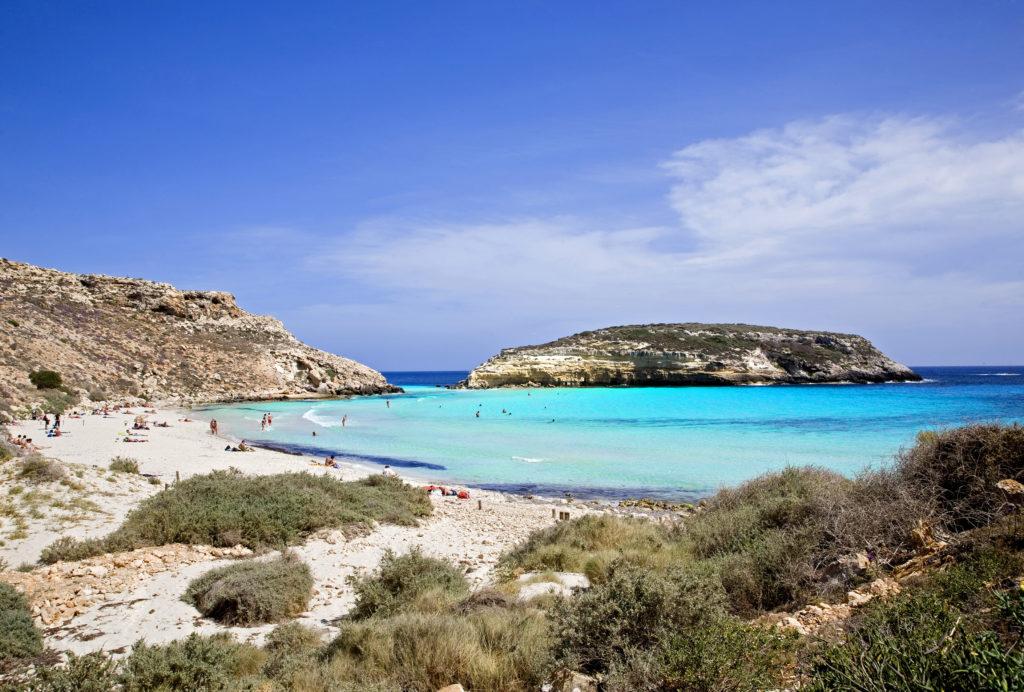 Italianway sceglie Lampedusa