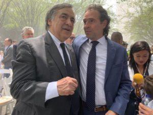 """Mafie internazionali, Orlando in Colombia per abbattimento del """"Monaco"""""""