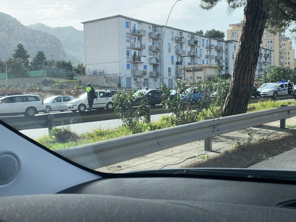 Chiusa circonvallazione Palermo