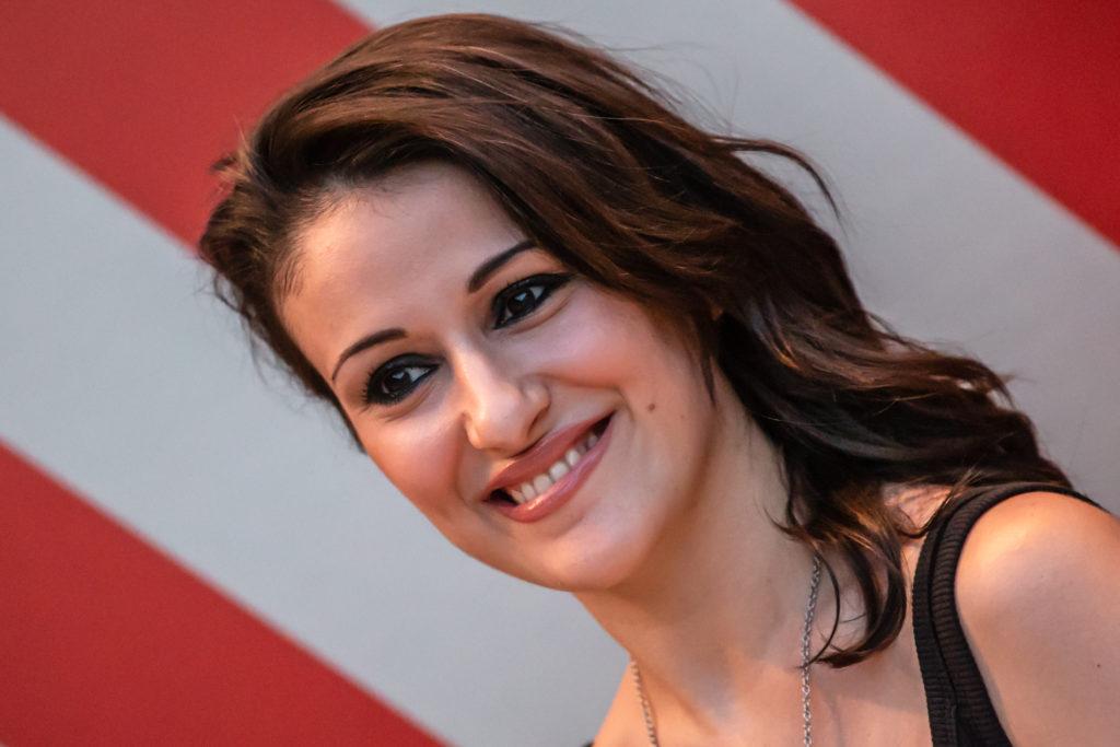 Debora Scalzo a Catania