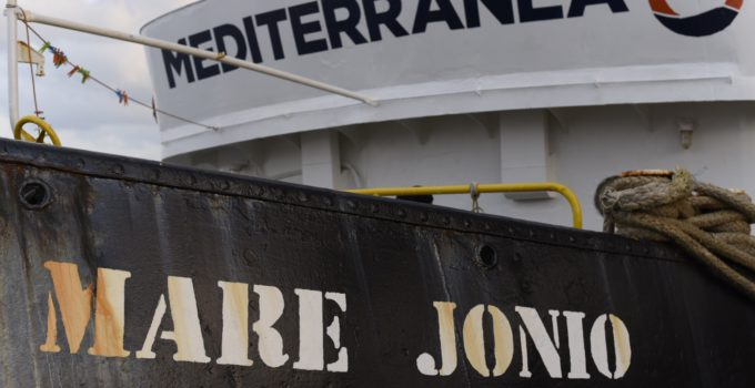 Sequestro navi Mare Jonio