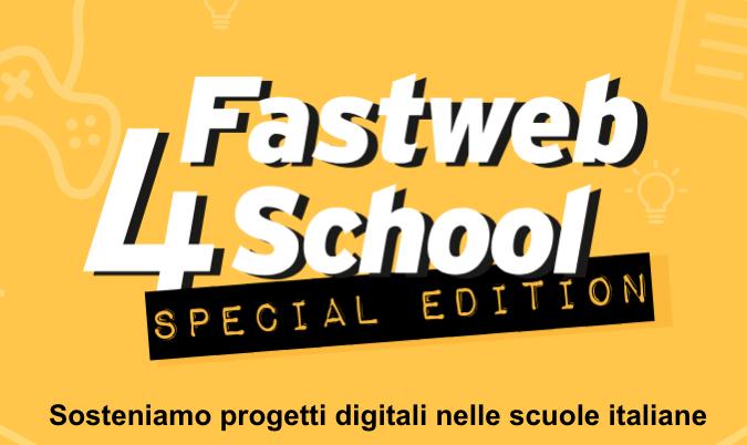 Fastweb4School Special Edition