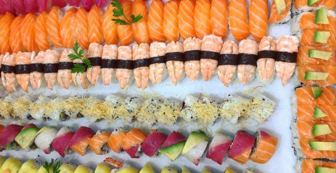 Sushi gratis a Palermo