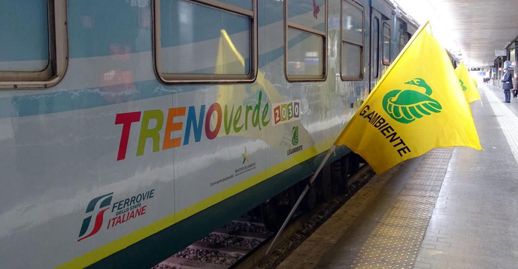 Treno Verde di Legambiente