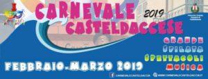 Carnevale di Casteldaccia: kermesse di musica, sfilate e cucina
