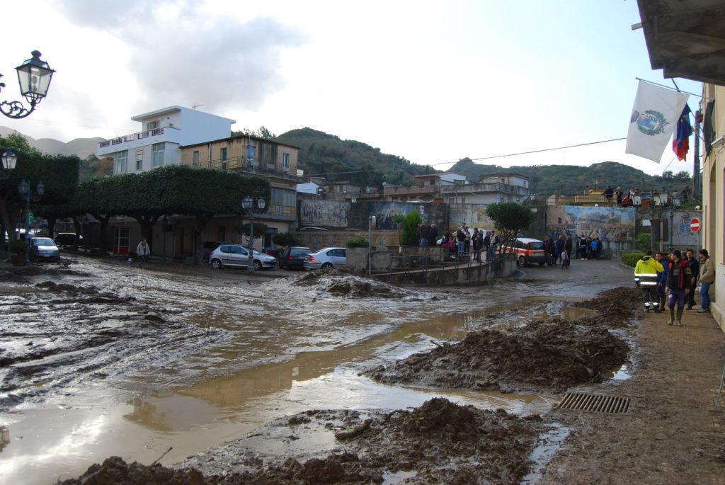 Alluvioni in Sicilia