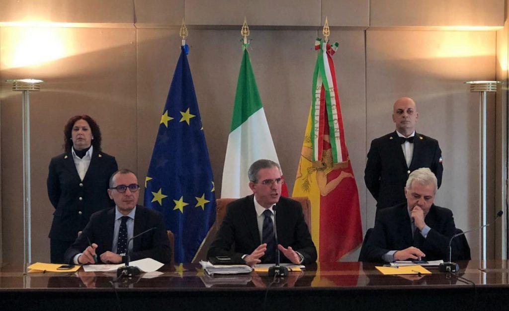 Piano straordinario viabilità Sicilia