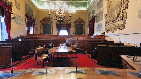 Nuova Giunta comunale Palermo