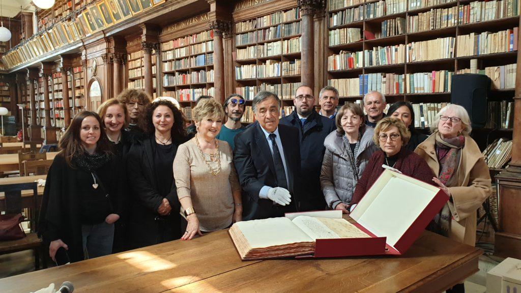 Codice Resta torna a Palermo