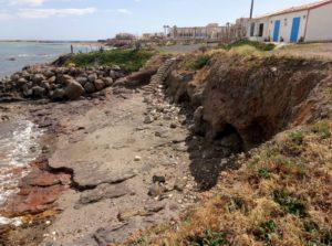 Erosione coste, si consolida il litorale a Portopalo di Capopassero