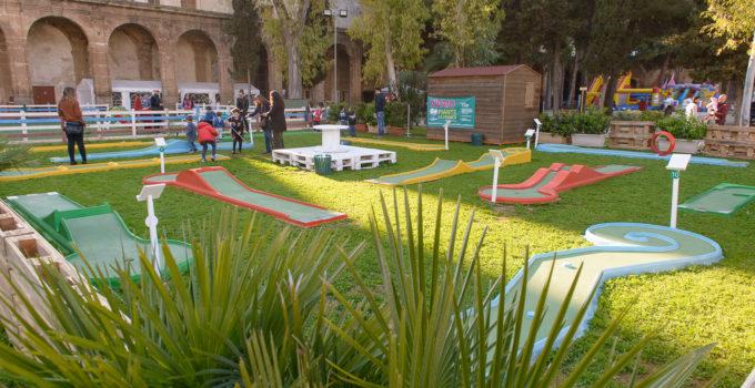 Parco Villa Filippina Palermo