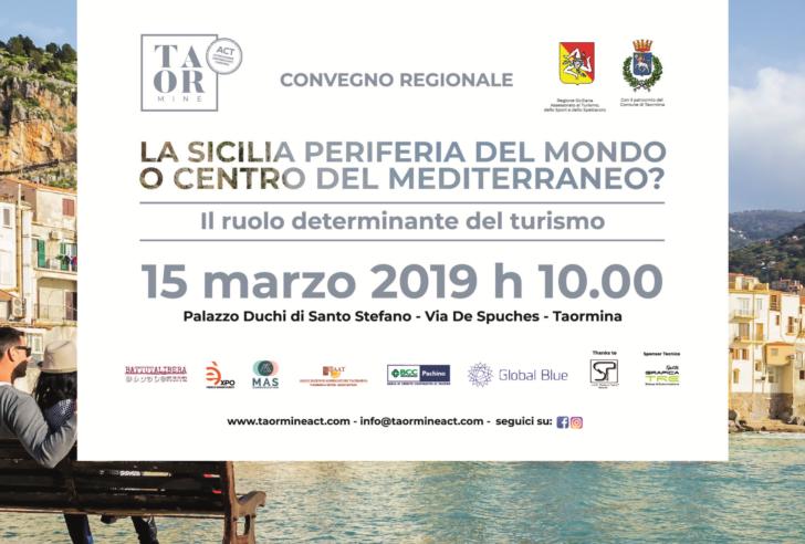 Convegno sul turismo a Taormina