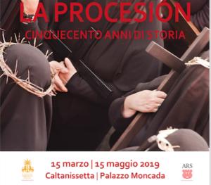 La Procesión, una mostra a Palazzo Moncada di Caltanissetta