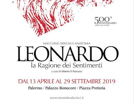 Mostra Leonardo a Palermo