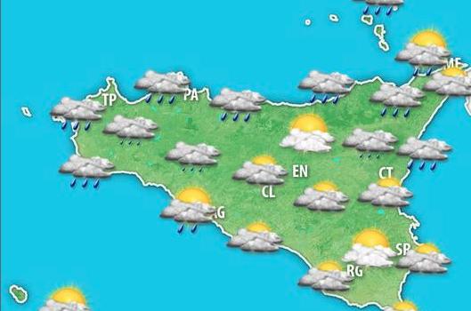 Allerta meteo in Sicilia