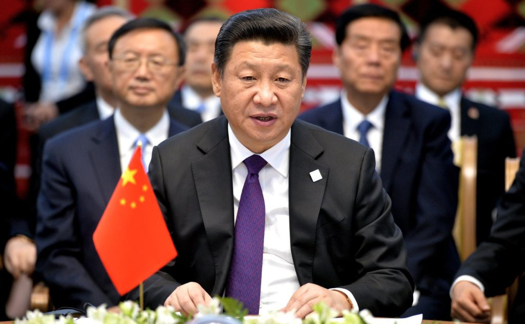 visita di Xi Jinping