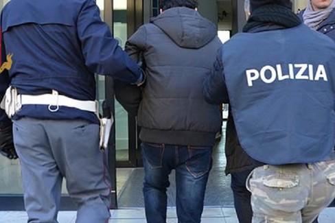 Arresti a Palermo