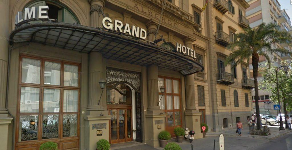 Hotel delle Palme Palermo