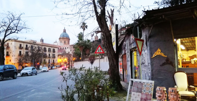 Mercato delle Pulci Palermo