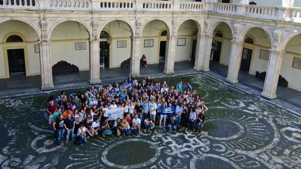 Erasmus Welcome Day Catania