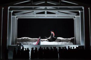Prima di Idomeneo ieri in scena al Teatro Massimo di Palermo