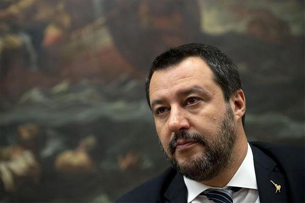 Salvini in Sicilia