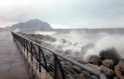 Danni in Sicilia