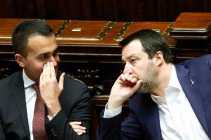 """Salvini: """"Alcuni nel M5S ce l'hanno con me"""", Di Maio: """"Basta vittimismi"""""""