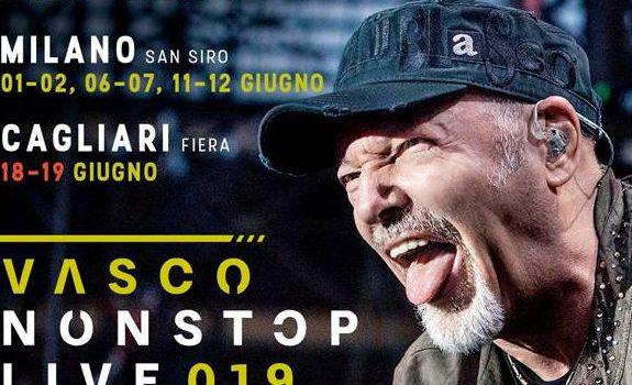 Vasco no stop live