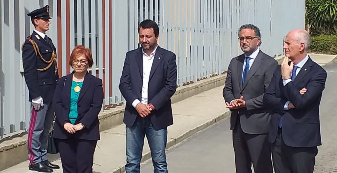 Salvini a Corleone