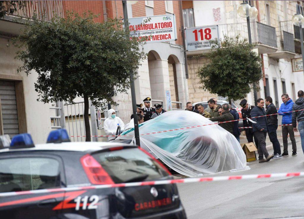 Ucciso un carabiniere