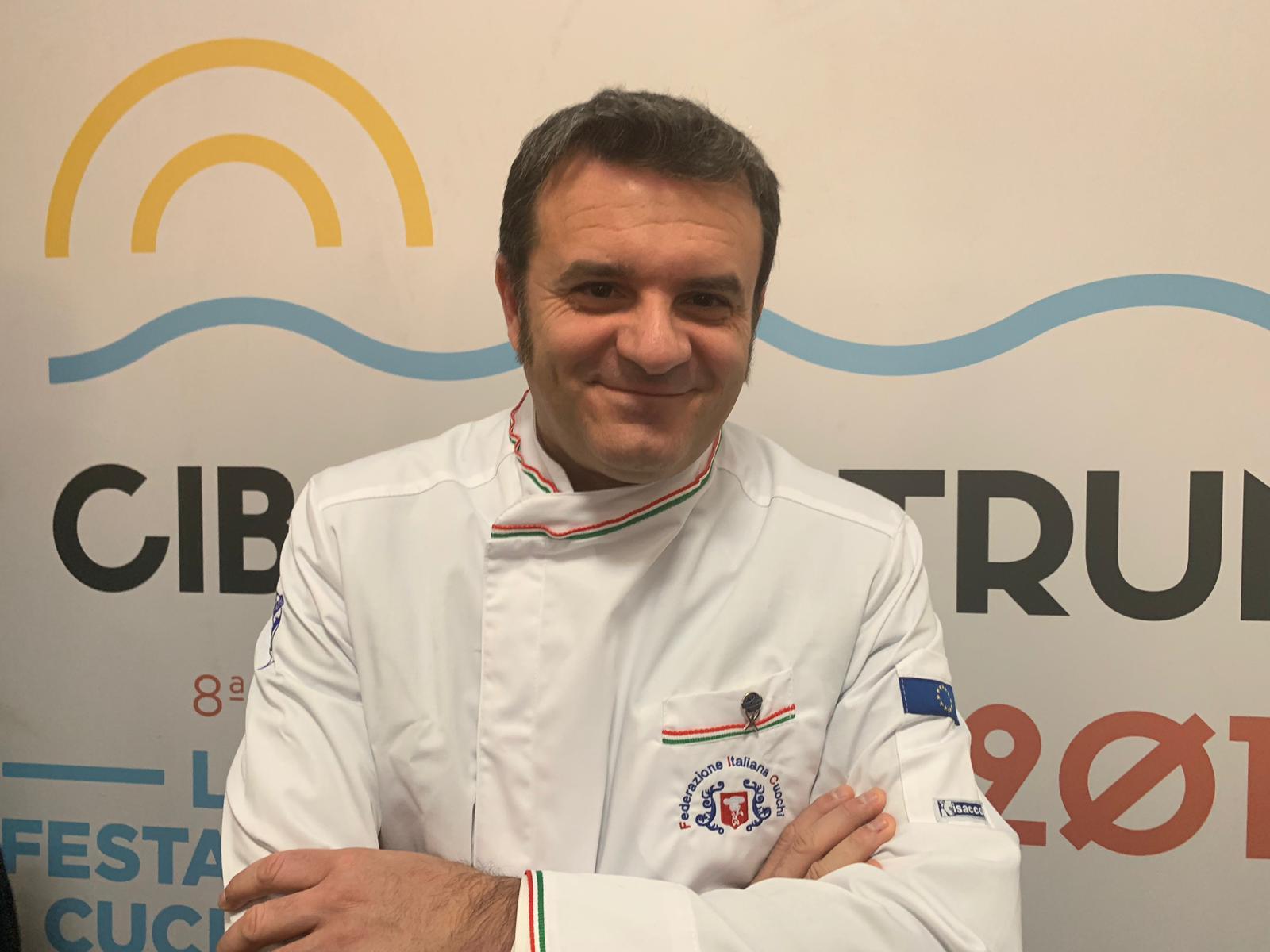 Ministro Centinaio al Cooking Fest